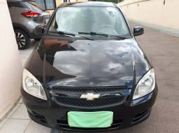 Chevrolet Celta Preto 2014