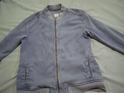 Título do anúncio: Vende-se jaqueta azul