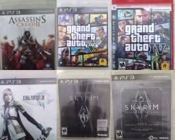 Jogos de PlayStation 3 - Originais