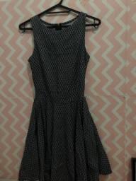 vestido de festa com zíper
