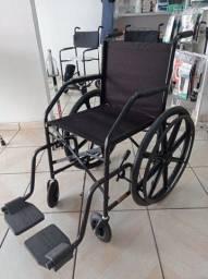 Título do anúncio: Cadeira de rodas até 90kg 780,00 nova
