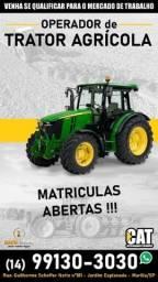 Título do anúncio: CURSO DE OP. TRATOR AGRÍCOLA