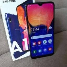 Celular Samsung a10s com nota fiscal