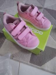 Tênis Adidas infantil Tam 25