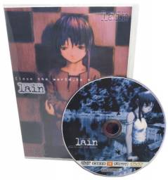 Box Dvd Anime Serial Experiments Lain Completo