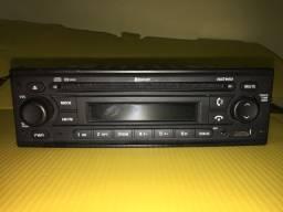 Rádio Original Chevrolet Bluetooth