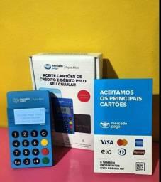 Título do anúncio: Maquininha de cartão do mercado pago