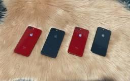 iPhones Novos e Semi até 12x nós cartões