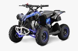 Título do anúncio: Quadriciclo Thor 90cc Azul