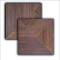 Título do anúncio: Porcelanato Woodwork Retificado 84x84cm Elizabeth R$79,90 A vista - Amo Casa Acabamentos
