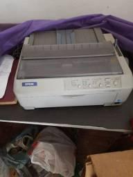 Título do anúncio: Impressora matricial Epson F890