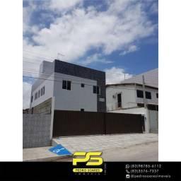 Apartamento com 2 dormitórios à venda, 56 m² por R$ 126.000,00 - Mangabeira - João Pessoa/