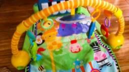 Título do anúncio: Ginásio de atividades bebê fisher price pianinho