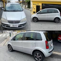Fiat Idea ELX 1.4 Completa C/Rodas de liga leve