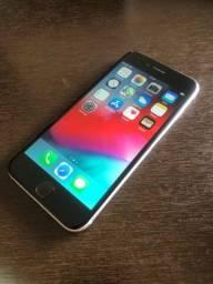 Título do anúncio: iPhone 6 cinza 64GB