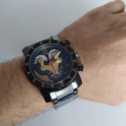 Título do anúncio: Relógio Bvlgari - R$ 175 - ENTREGA GRÁTIS