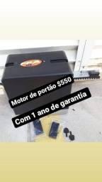 Motor de portão elétrico