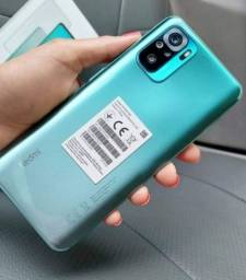 Título do anúncio: Redmi Note 10 completo por iPhone 7 Plus ou 8