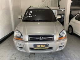 Título do anúncio: Hyundai Tucson ano 2012 completo  gls 2wd gnv 4p autom raridade!!
