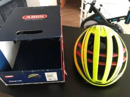 Capacete Ciclismo Abus Aventor