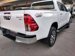 Título do anúncio: Toyota Hilux SRV 2019 40 km