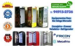 Título do anúncio: Expositora de Bebidas MetalFrio Fricon