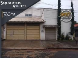 Título do anúncio: Sobrado  para venda possui 780 metros quadrados com 5 quartos em Jardim Guanabara - Goiâni