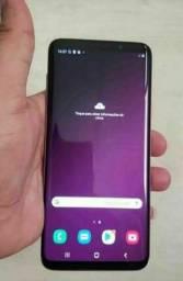 Título do anúncio: Vendo celular s9 plus muito novo 128 gb estado de zero