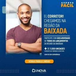 Título do anúncio: Corretor de Imóveis - Com ou sem creci - Atuação Baixada Fluminense - Excelentes ganhos