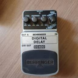 Pedal DD-400 (Digital Delay) Behringer