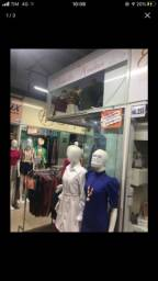 Título do anúncio: Loja mega moda esquina Vendo urgência