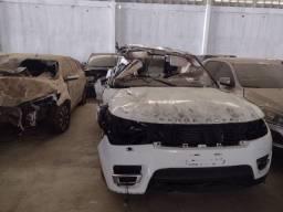 Veículos sucatas peças em geral com nota fiscal e garantia