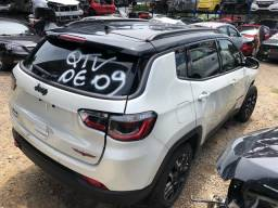 Jeep compass 2020 diesel vendido em peças
