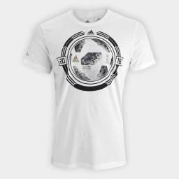 Camisa Original Adidas Fifa World Cup Ball 2018.<br>