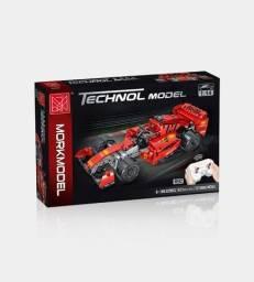 Título do anúncio: Carro Fórmula 1 Com Motor E Controle Remoto - 631 Pçs