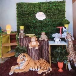 Decoração safari promoção  200$