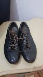 Oportunidade!!!!sapato PRADA original de couro