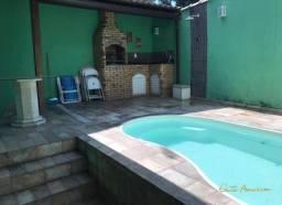 Casa para Venda em Nova Iguaçu, Moqueta, 3 dormitórios, 1 suíte, 3 banheiros, 2 vagas