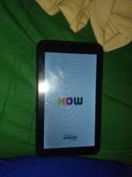 Título do anúncio: Tablet com 3 meses de usu