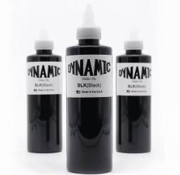 Tinta dynamic black 240ml