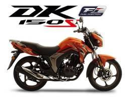 Moto DK150fi pronta entrega