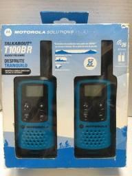 Par Radio Comunicador Motorola Talkabout T100