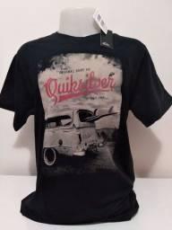 Título do anúncio: Camiseta Surf Quiksilver Preta