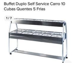 Título do anúncio: BUFFET DUPLOS SELF SERCICE