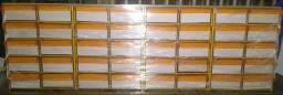 Título do anúncio: Gaveteiro acrílico 40 gavetas com 6 divisões cada
