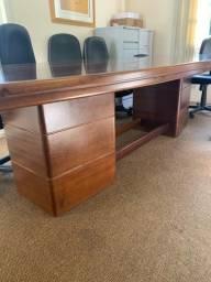Mesa sala de reunião 1,30x3,00