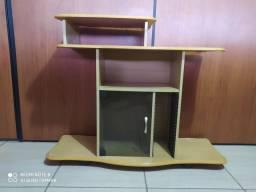 Vendo Rack P/ TV e/ou  Multiuso Com Porta de Vidro