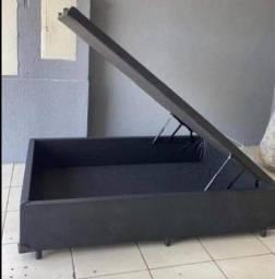 Base box baú casal c/ pistão a gás direto da fábrica ENTREGA GRÁTIS ?