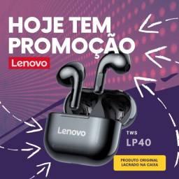 Título do anúncio: Fone Lenovo Lp40 Bluetooth tws
