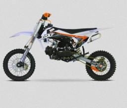 Título do anúncio: Mini Moto Cross Mxf 110cc Laranja